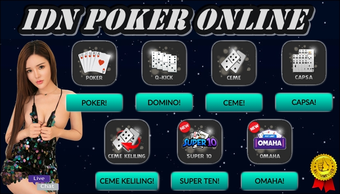 IDN Poker Online dan Tips Anti Kalah Dalam Bermain
